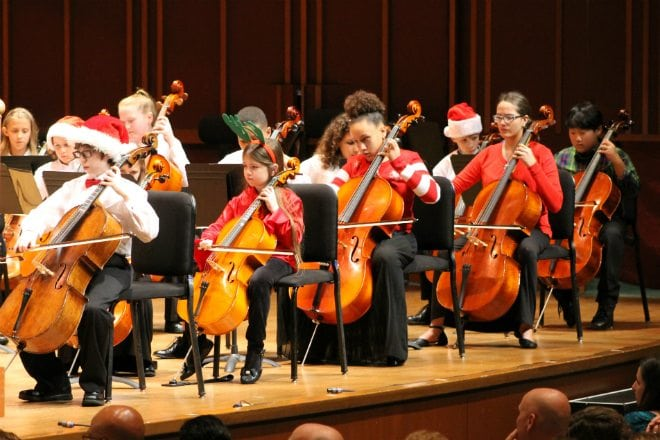 JSYO Holiday Concert